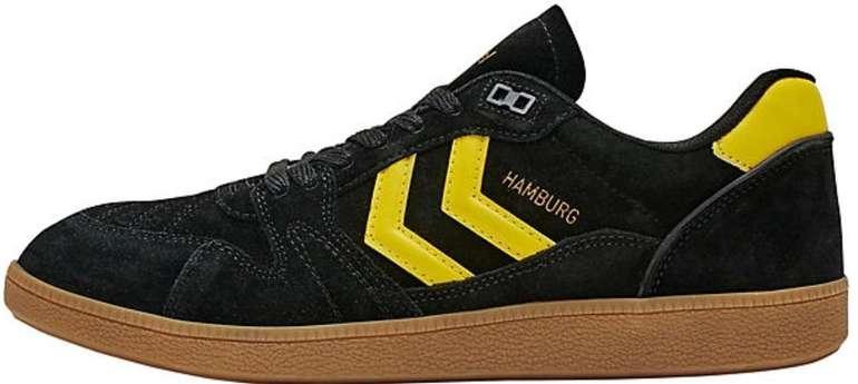 Hummel HB Team Suede Low Herren Sneaker für 33,91€ inkl. Versand (statt 48€)