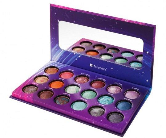 BH-Cosmetics: 40% Rabatt auf die Galaxy Collection + 10% Extra, z.B. Palette für nur 10,80€