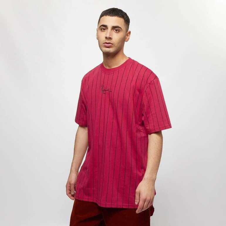 Karl Kani Signature Pinstripe T-Shirt für 19,99€ inkl. Versand (statt 34€)