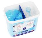 2x 2,5kg Aqua Clean Pur Zauberpulver & Vollwaschmittel im Kombi-Eimer für 22,85€