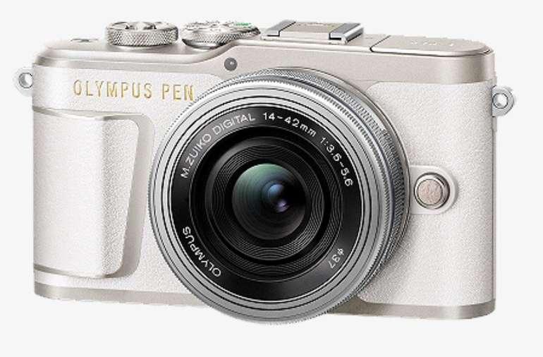 Olympus PEN E‑PL9 DSLM + Objektiv M.Zuiko digital 14-42mm 3.5-5.6 EZ für 379€ inkl. Versand (statt 509€)