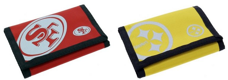 NFL Big Logo Wallet Portmonee