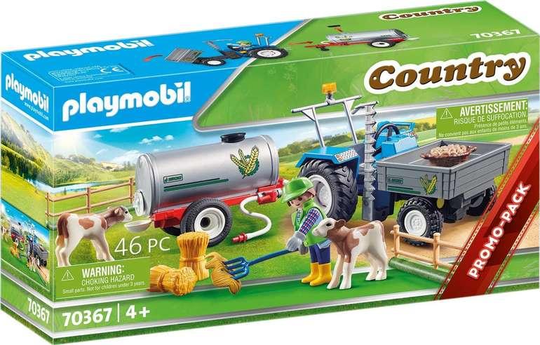 Playmobil 70367 Country - Ladetraktor mit Wassertank für 17,99€ (statt 23€)
