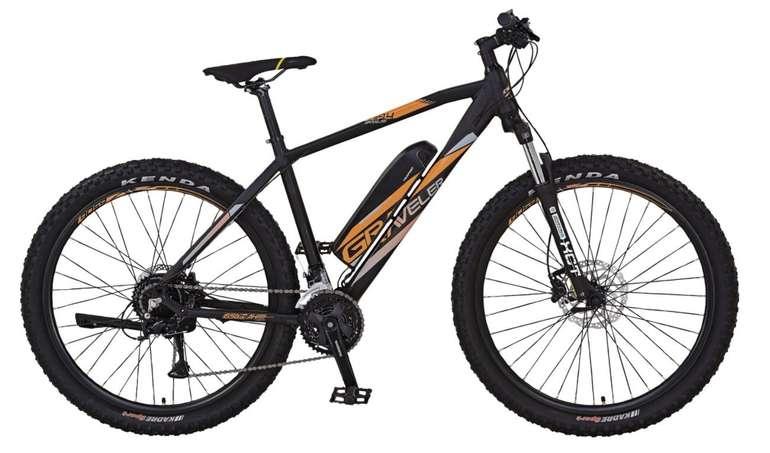 """Prophete Graveler - 27,5"""" E-Bike mit 24-Gang und 10.4 Ah Akku für 949€ inkl. Versand (statt 1.089€)"""