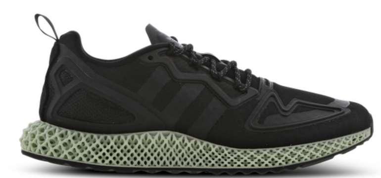 "Adidas ""ZX 2K 4D"" Herren Sneaker in Grau für 109,99€ inkl. Versand (statt 195€)"