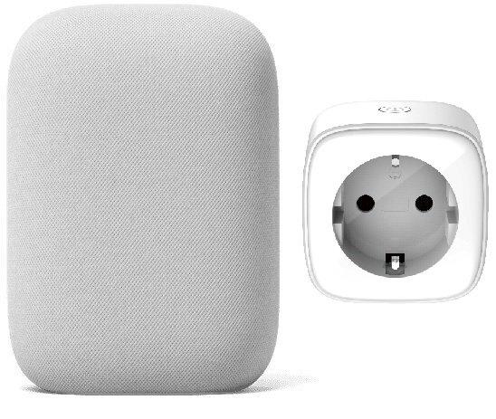 Google Nest Audio Smart Speaker + D-Link DSP-W118/E Smart Plug für 84,59€ inkl. Versand (statt 103€) - Media Markt Club!