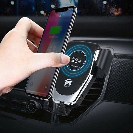 10W QI S8Z9 Wireless Universal Auto-Handyhalterung für 7,99€ inkl. VSK