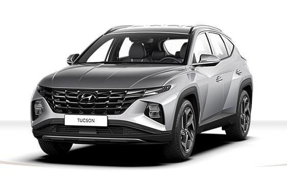 Privat- und Gewerbeleasing: Hyundai Tucson Select 2WD mit 150 PS für 198€ brutto mtl. (ÜF: 833; LF: 0,65)