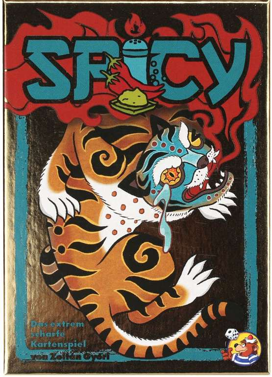 Spicy Kartenspiel für 12,91€ inkl. Versand (statt 18€) - Thalia Club!