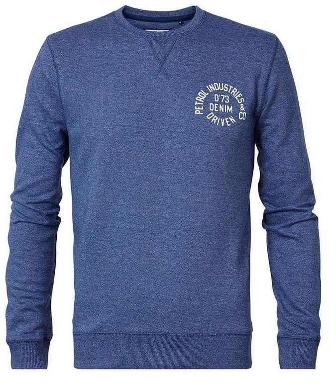 Petrol Industries Herren Sweatshirt für 17,58€ inkl. Versand (statt 29€)