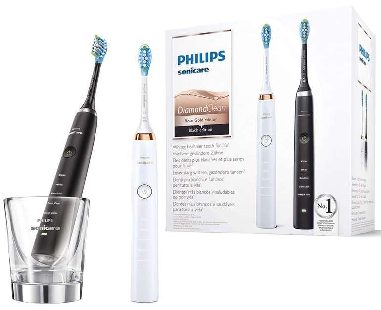 Philips HX9392/40 Diamond Clean - Elektrische Zahnbürste für 164,99€ inkl. Prime Versand (statt 222€)