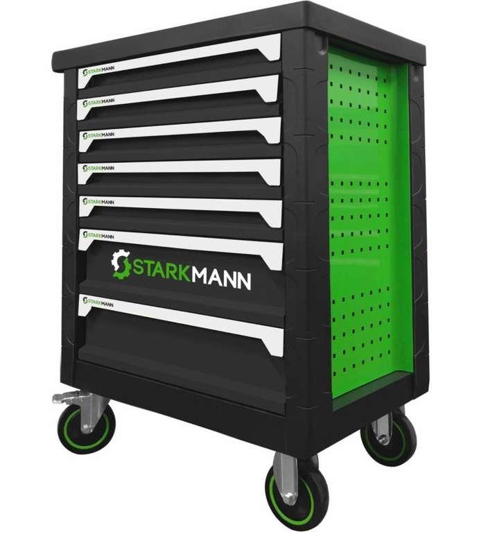 599-tlg. Starkmann Blackline Premium Werkzeugwagen für 289€ inkl. Versand (statt 329€)