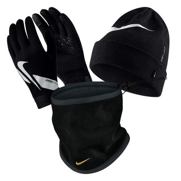 Nike Winterzubehör Set (3-teilig) für 39,95€ inkl. Versand (statt 54€)