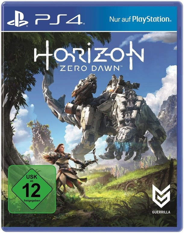 Horizon Zero Dawn (PS4) für ~23€ inkl. VSK (statt 33€)