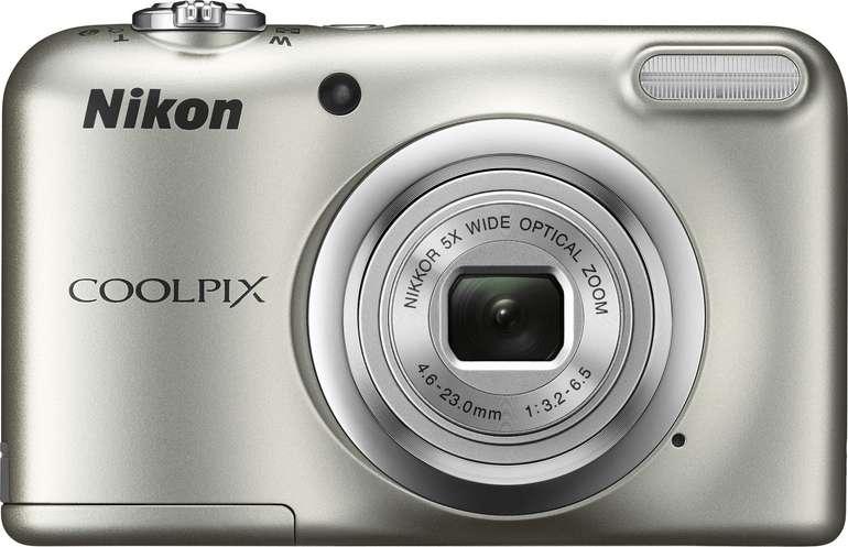 Nikon - digitale Kompaktkamera Coolpix A10 Kit für 60,99€ inkl. Versand (statt 89€)