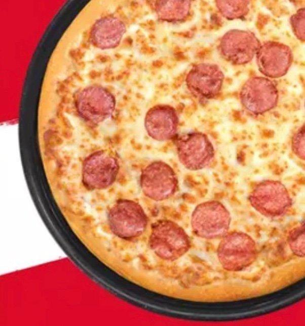 Groupon: 2 für 1 Gutschein für Pizza Hut nur 0,80€