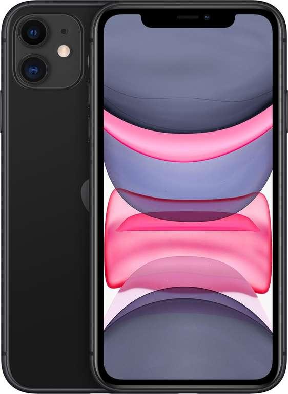 Top! Apple iPhone 11 (+ 39€) mit Telekom MagentaEINS Mobil S (12GB LTE) für 29,07€ mtl. - MagentaEins + Young
