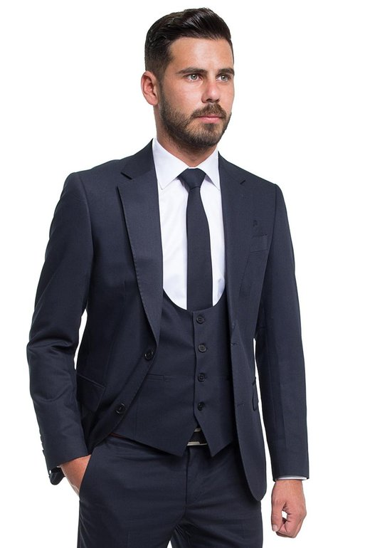 Prestije: Vielseitig kombinierbarer Anzug mit Weste für 129,99€ inkl. VSK