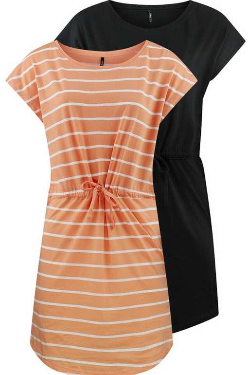 Only Damen Sommer Mini Kleid onlMAY für 19,99€inkl. Versand (statt 30€)
