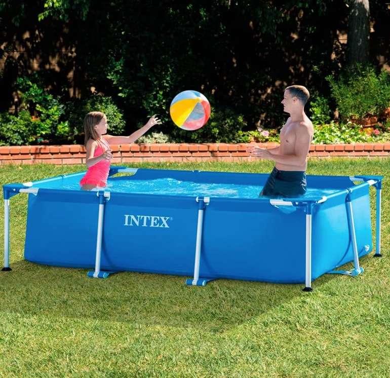 Intex Rectangular Frame Pool (Aufstellpool, 260 x 160 x 65 cm) für 69,99€ inkl. Versand (statt 86€)