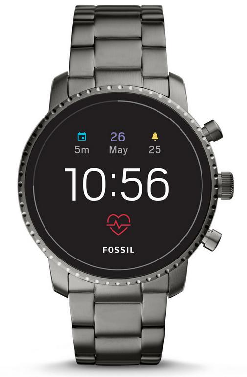 Fossil Q Explorist HR (4. Generation) für 144€ (statt 235€) - Masterpass!