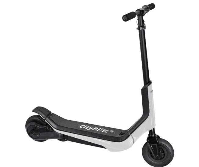 Preishammer: City Blitz E-Scooter CB009 mit Luftbereifung für 199€ (statt 236€)
