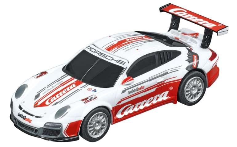 "Carrera GO!!! Porsche GT3 Lechner Racing ""Carrera Race Taxi"" Spielzeugauto für 14,99€ (statt 18€)"