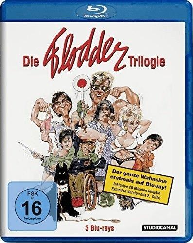 Flodder Trilogie (Blu-ray) für 10,98€ inkl. Versand (statt 17€)