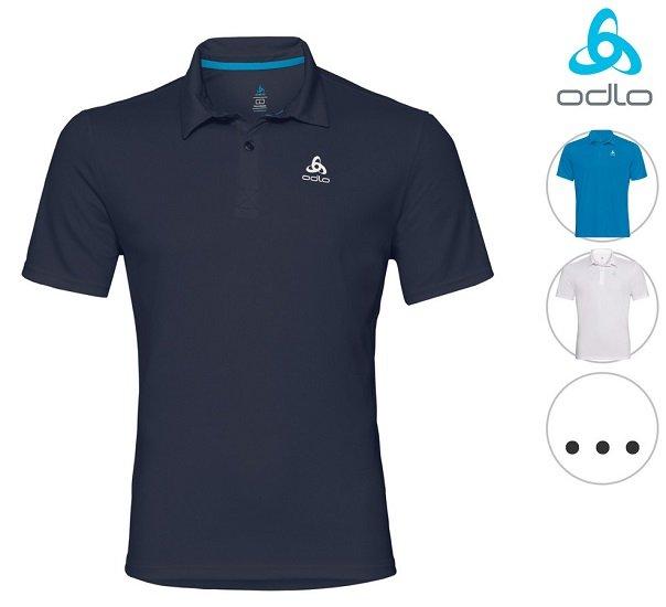 Odlo Cardada Herren Poloshirts für 25,90€ (statt 30€)