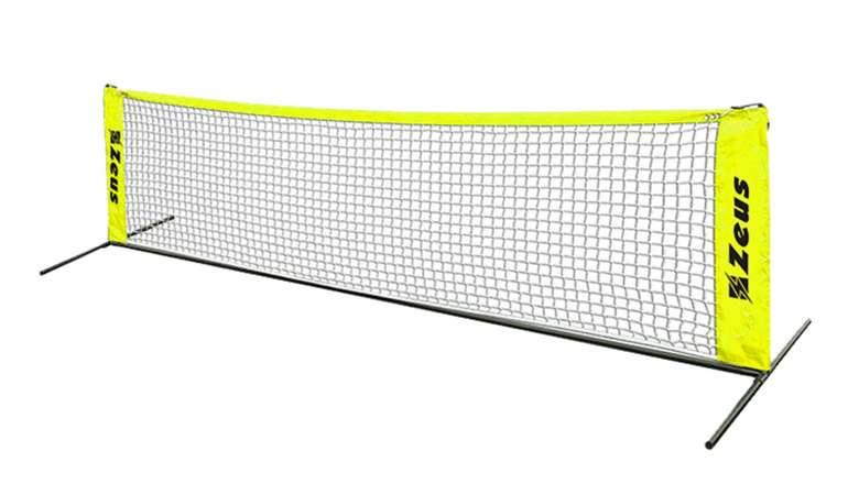 Zeus Fußballtennis Netzanlage (3,00 x 0,85 m) für 49,99€ inkl. Versand (statt 60€)