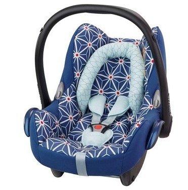 Maxi-Cosi Babyschale CabrioFix in blau für 83,85€ inkl. Versand