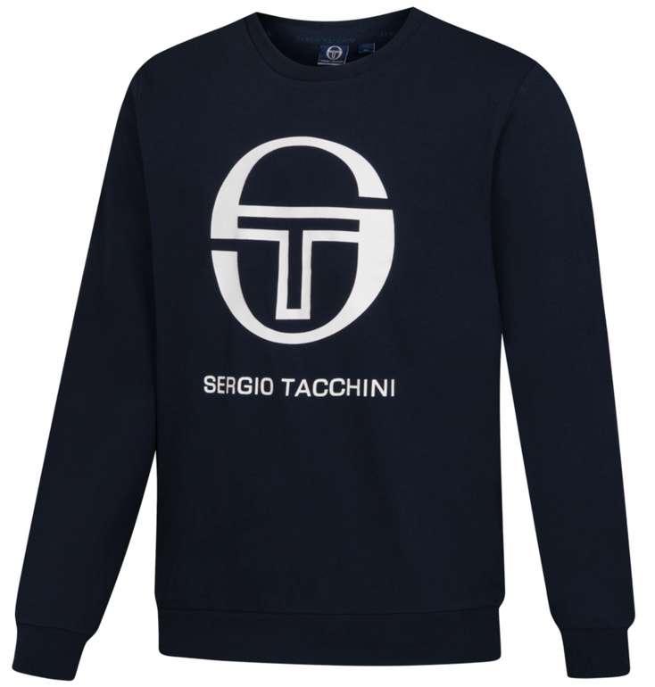 Sergio Tacchini Bekleidungs Sale bei SportSpar - z.B. Sergio Tacchini CIAO Herren Sweatshirt für 25,99€ (statt 35€)