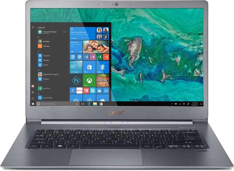 """14"""" Acer Swift 5 FHD Notebook (SF514-53T) mit 256GB SSD + Tastaturbeleuchtung für 699€"""