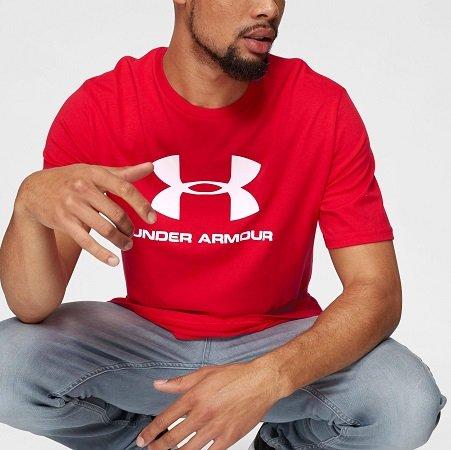 Under Armour Sportstyle Herren T-Shirt für 18,55€ inkl. Versand