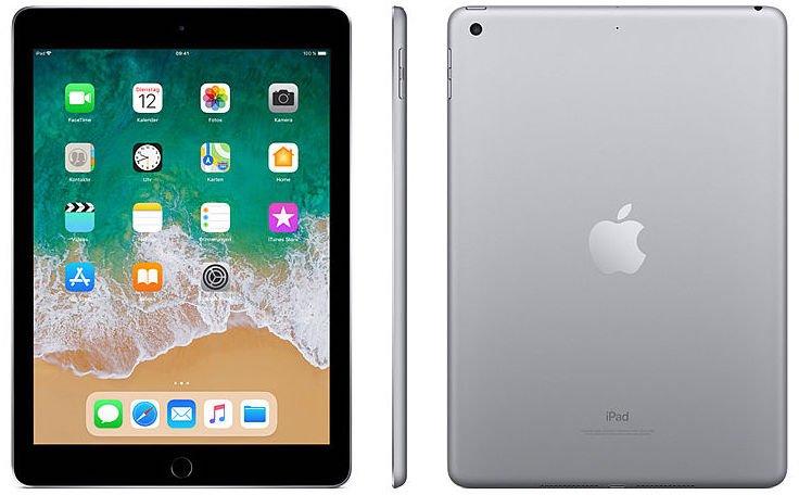 Apple iPad 9.7 (2018) 32GB WiFi für je 249,90€ inkl. Versand (B-Ware)