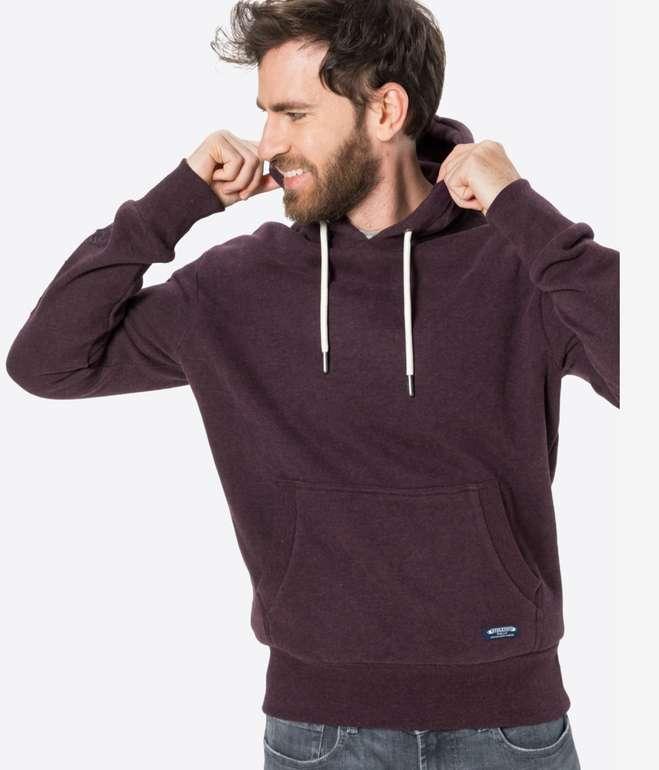 """Superdry Sportsweatshirt """"Field"""" in brombeer für 34,90€inkl. Versand (statt 50€)"""