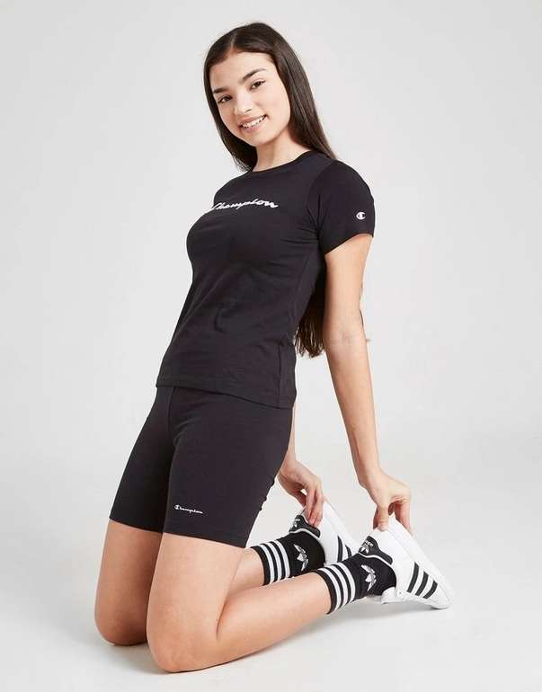 Champion Mädchen Cycle Shorts für 8€ inkl. Versand (statt 24€)