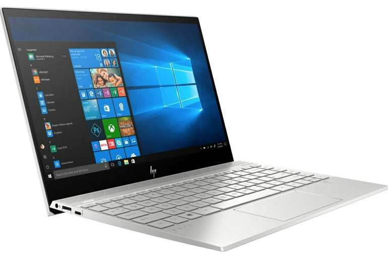 "HP Envy 13-aq1004ng - 13,3"" Notebook (i7, 8GB RAM, 256GB SSD, Windows 10) für 846€ (statt 928€)"