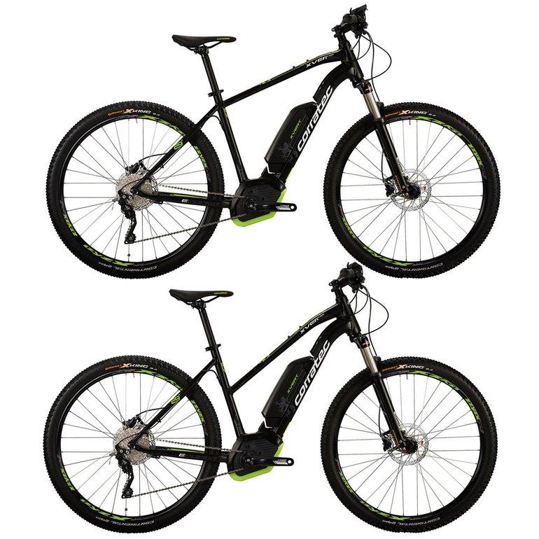Corratec E-Power X-Vert 29 CX 500 Watt E-Bike für 2.449€ inkl. Versand