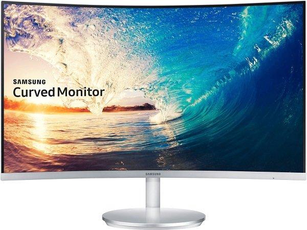 "Samsung C27F591FDU - 27"" Curved Monitor für 182,90€ inkl. VSK"