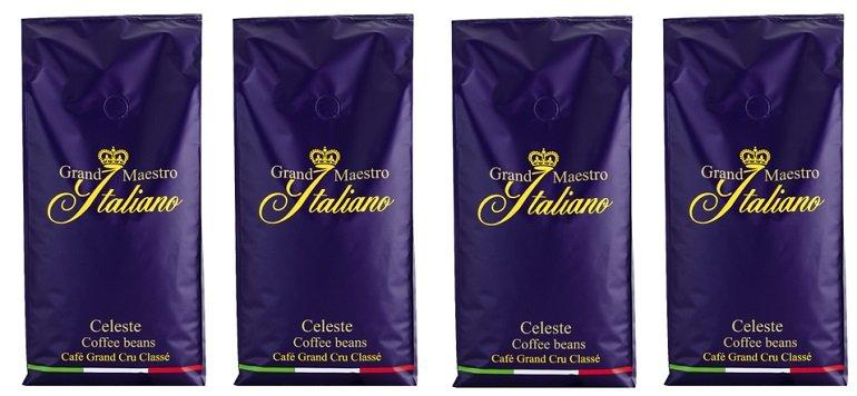 4er Grand Maestro Italiano Kaffeebohnen 3