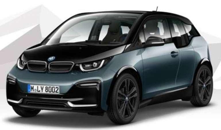 Privat und Gewerbe Leasing: BMW i3 S Elektro mit 184 PS für 229€ mtl. (Überführung: 890€, BAFA, LF: 0,50)