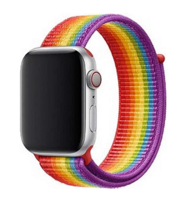 Apple Sport Loop Armband für Apple Watch Pride Edition für 25,90€inkl. Versand (statt 35€)