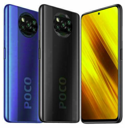"POCO X3 NFC 128 GB - 6.67"" (Snapdragon 732G, 120 Hz, 5160mAh, 33W Fast Charge) für 169,19€ + Testbericht!"