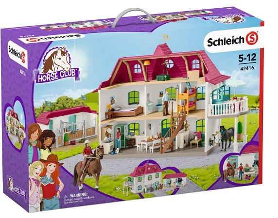 Hot! Schleich Großer Pferdehof mit Wohnhaus und Stall für 76,49€ (statt 123€)