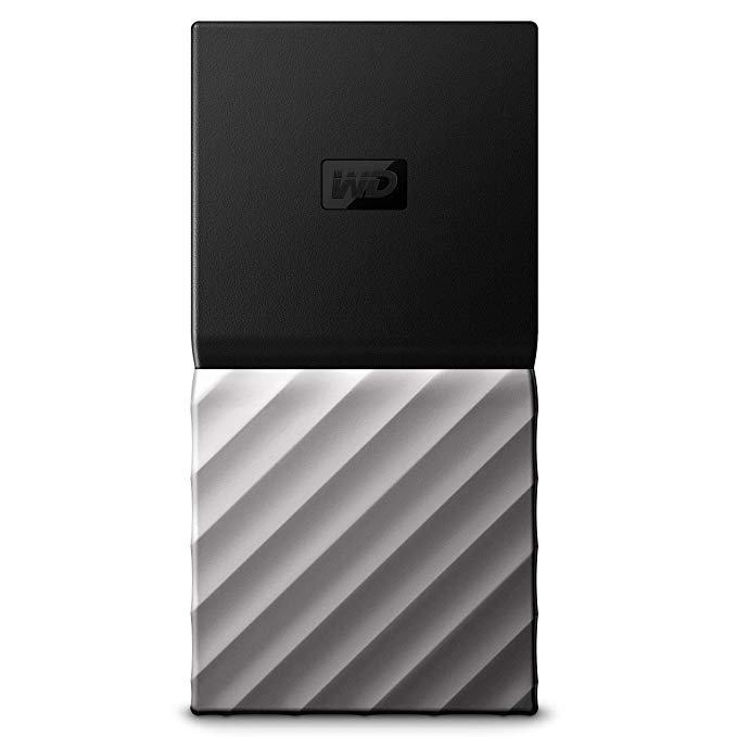 2TB WD My Passport SSD (WDBKVX) mit USB-C für 222,15€ inkl. Versand