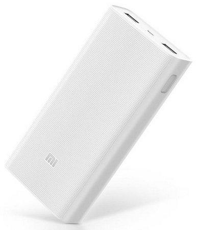 Original Xiaomi 2C 20000mAh Quick Charge 3.0 Polymer Power Bank 2 für 21,53€