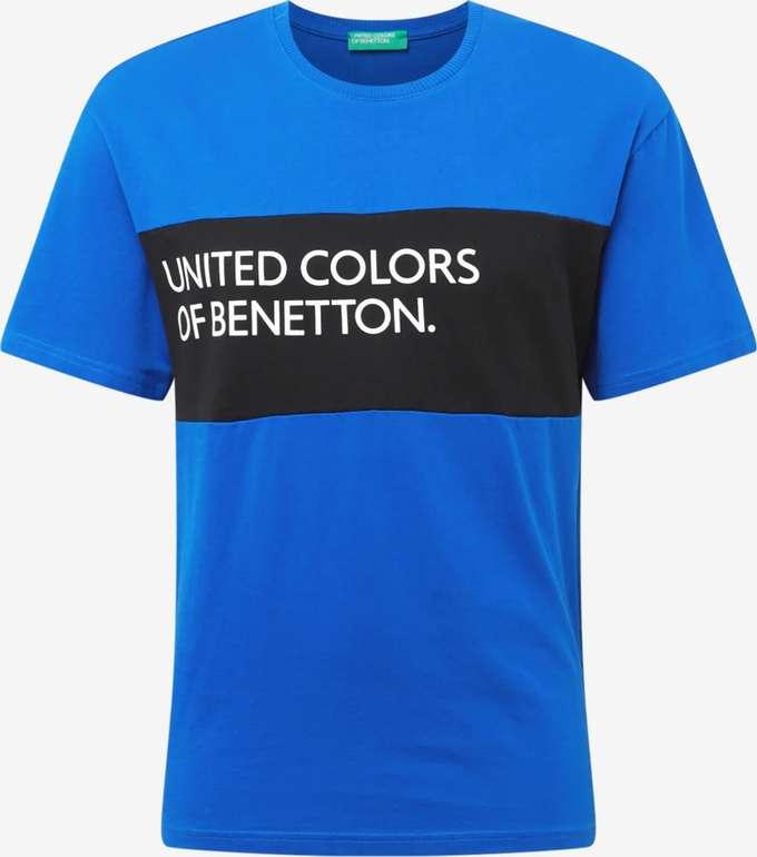 United colors of Benetton T-Shirt in Blau für 11,45€ inkl. Versand (statt 23€)