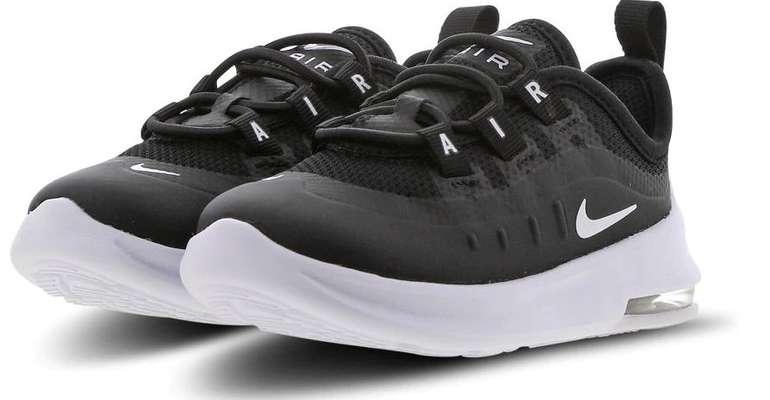 Nike Air Max Axis Kinder Sneaker (Größe 21 bis 27) für 29,99€…