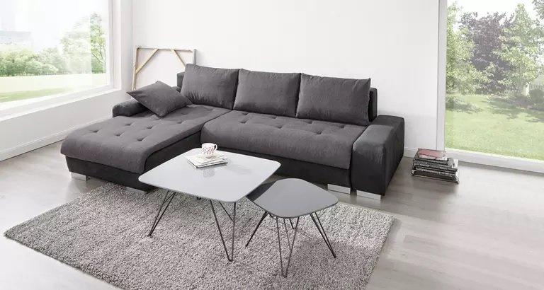 Carry Home Ecksofa in Anthrazit für 538,95€ inkl. Versand (statt 940€)